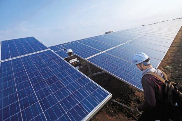 احداث نیروگاه خورشیدی ۱۰۰ کیلووات
