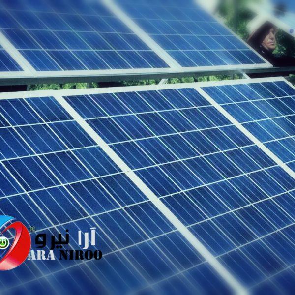 نیروگاه خورشیدی جاجرم