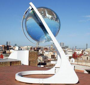 ژنراتور قدرت خورشیدی SPHERICAL-آرانیرو