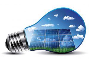 برق-خورشیدی