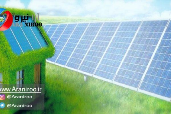 ظرفیت برق خورشیدی جهان