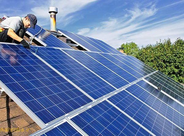 نیروگاه خورشیدی تجدیدپذیر