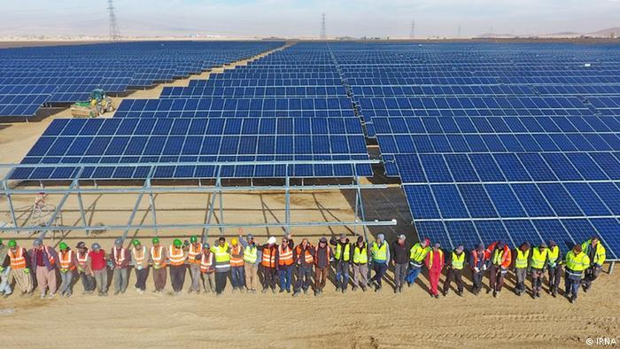ارزیابی نیروگاه خورشیدی در ایران