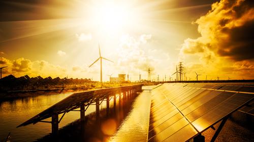 انتخاب نیروگاه برق خورشیدی یک سوخت جدید است