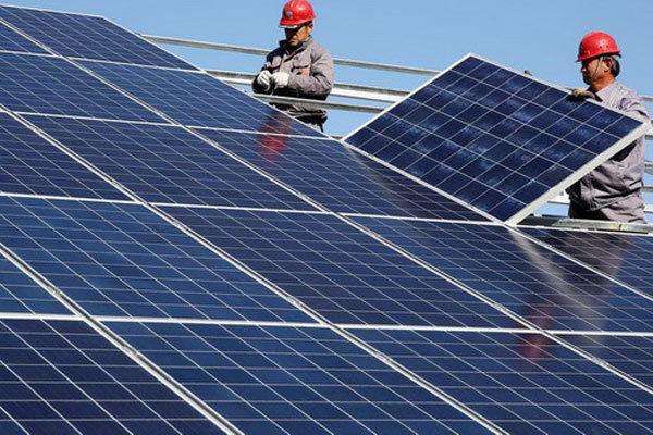 بزرگترین نیروگاه خورشیدی قم