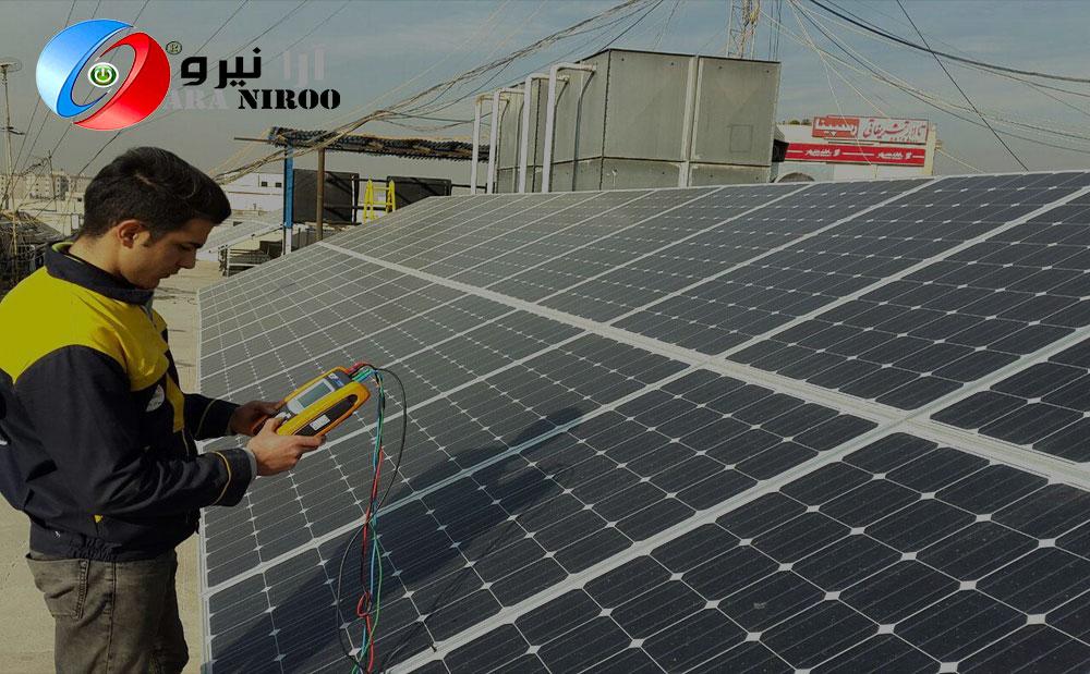 انرژی های تجدید پذیر در سراسر كشور ایران