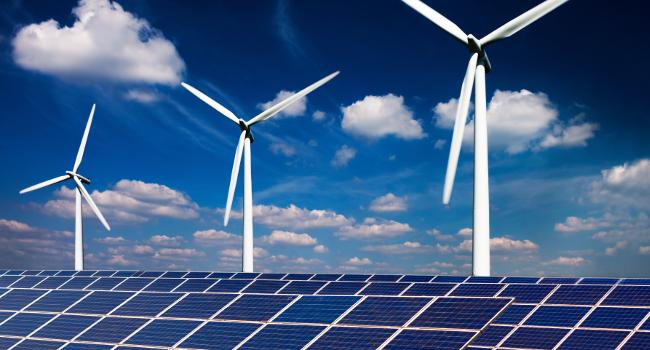 تولید برق نیروگاه خورشیدی هیبریدی