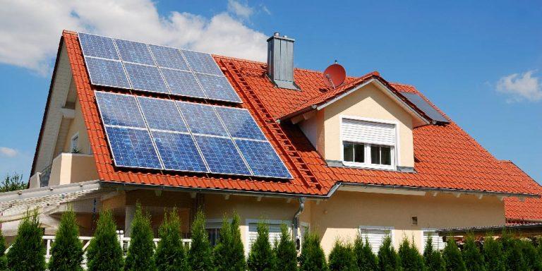 نیروگاه خانگی خورشیدی