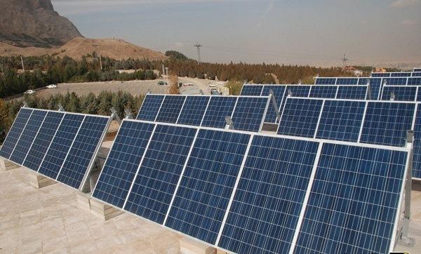 نیروگاه خورشیدی حرارتی یزد