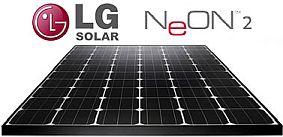 پنل خورشیدی LG neon