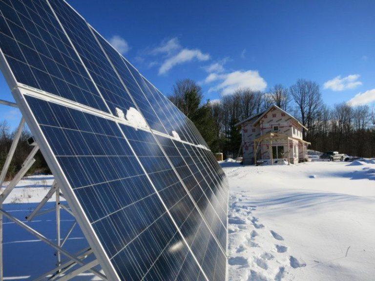 نیروگاه خورشیدی-پنل خورشیدی