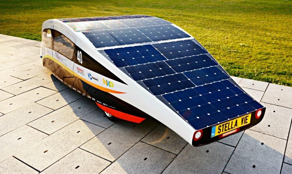 کارآمد ترین خودرو در جهان توسط خورشید