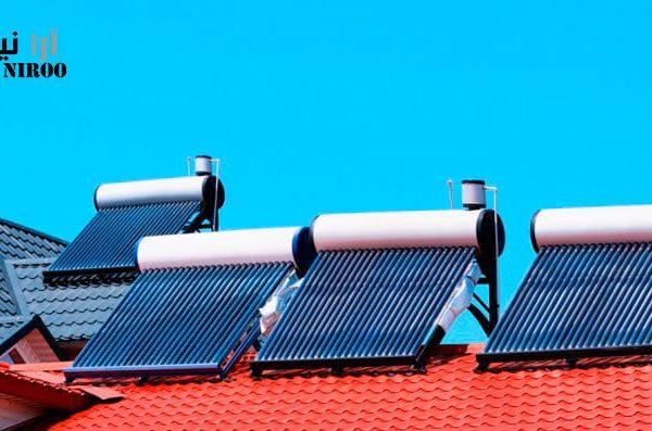 آبگرمکن خورشیدی و اجزای اصلی آب گرمکن