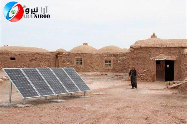 درآمدزایی افراد تحت پوشش کمیته امداد امام خمینی(ره) با احداث نیروگاه خورشیدی