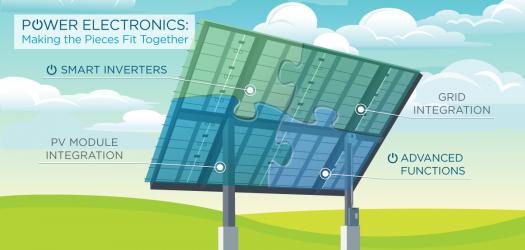 طراحی پیشرفته الکترونیک برای کاربردهای خورشیدی
