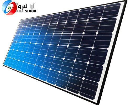 پنل-مونوکریستال-نیروگاه-خورشیدی