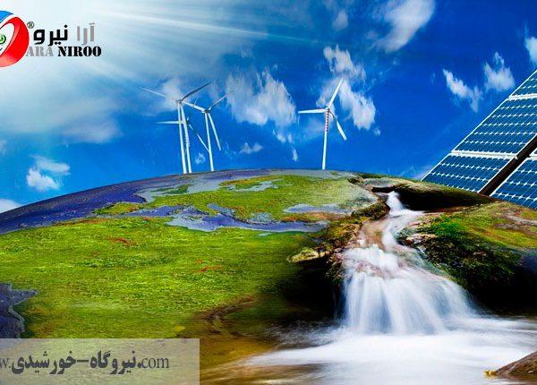 انرژی خورشیدی به انگلیسی: Solar energy