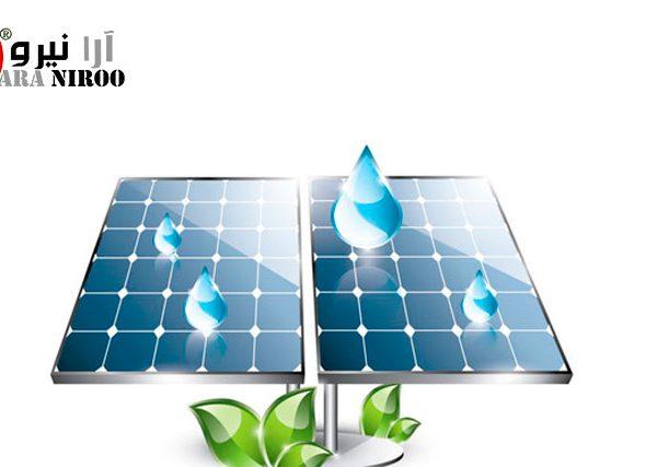 تولید برق با پنل خورشیدی در آب و هوای بارانی