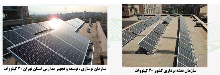 نیروگاه-خورشیدی-آرانیرو-
