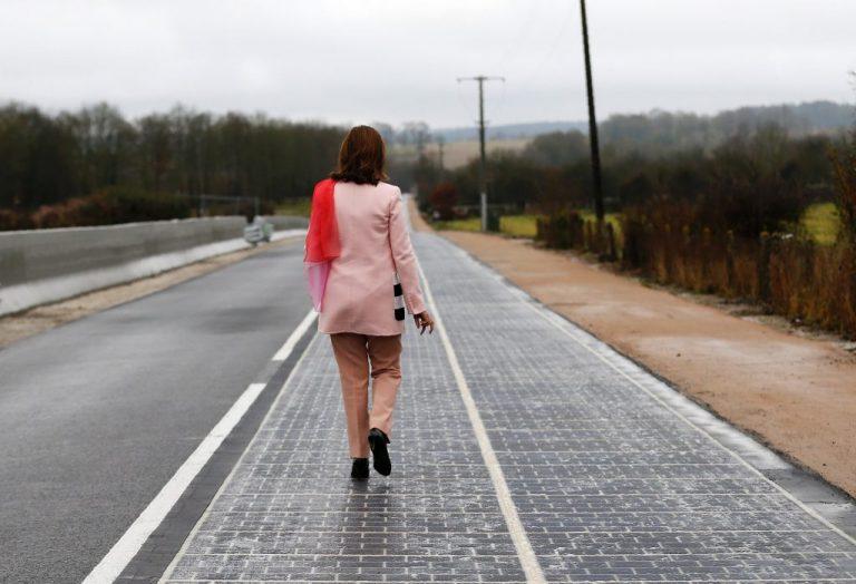 جاده خورشیدی در فرانسه