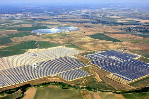 نیروگاه خورشیدی Solnova