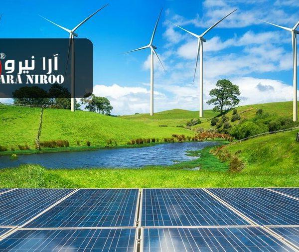احداث نیروگاه خورشیدی با انواع طرح های مختلف