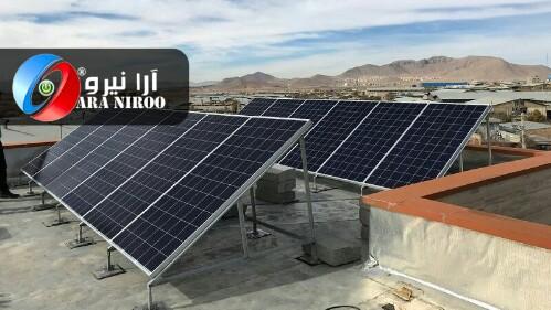 نیروگاه خورشیدی و درآمد پایدار