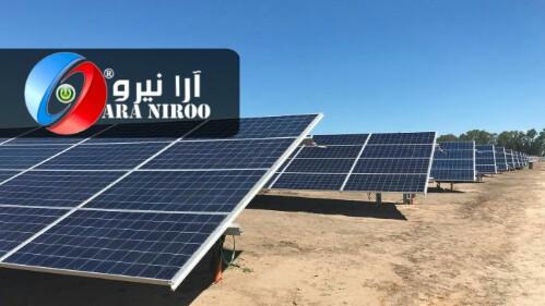 نیروگاه خورشیدی ۶ مگاوات از برق سیرجان را تامین می کند