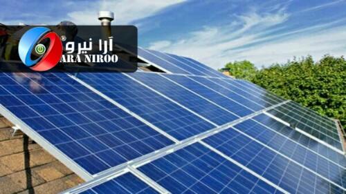 نیروگاه های خورشیدی جدید در شهرستان دشتی