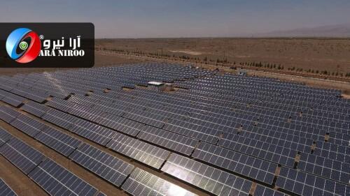احداث نیروگاه خورشیدی هند در مرز های پاکستان