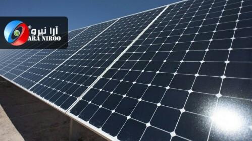 نیروگاه های خورشیدی در مناطق خشک و کویری احداث می شود