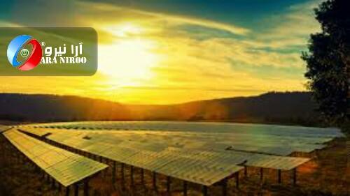 احداث ۳۲۵ سامانه خورشیدی استان فارس
