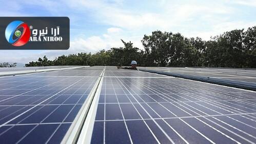برق خورشیدی نیروگاه خوسف راه اندازی شد