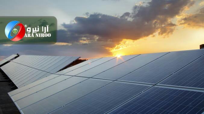 نیروگاه انرژی خورشیدی ۱۰۰ مگاوات در شهرستان مرند