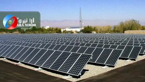 نیروگاه تجدیدپذیر همدان رتبه نخست را دارد